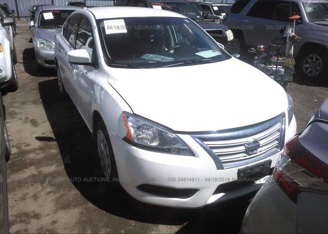 Inventory #817606924 2014 Nissan SENTRA
