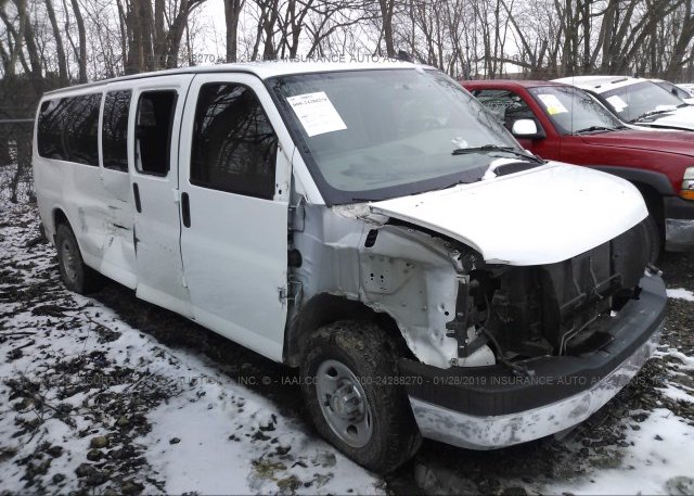 Inventory #212580692 2016 Chevrolet EXPRESS G3500
