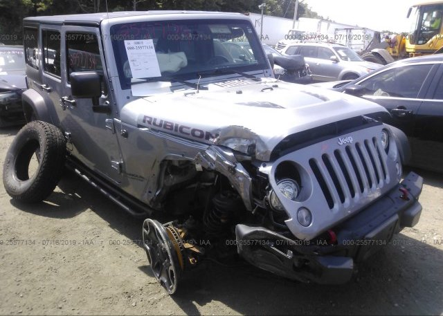 Inventory #852267865 2017 JEEP WRANGLER UNLIMITE