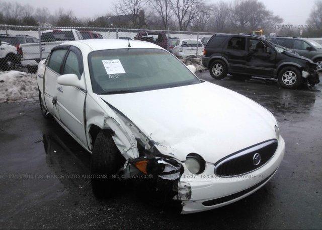 Inventory #470340366 2005 Buick LACROSSE