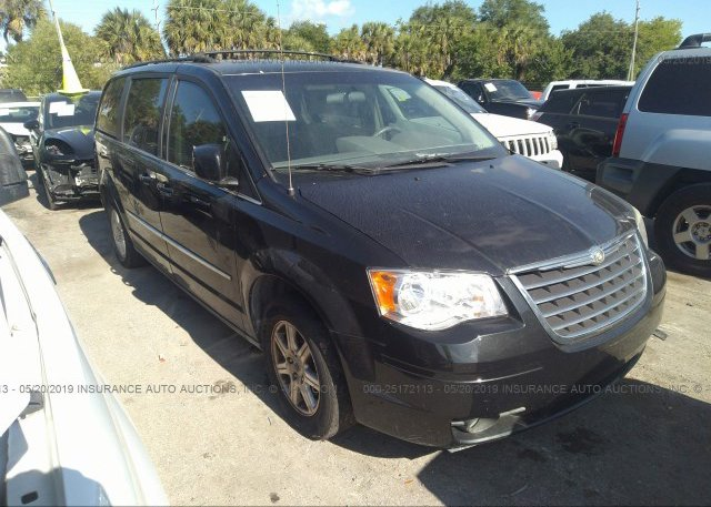 Inventory #550890780 2009 Chrysler TOWN & COUNTRY