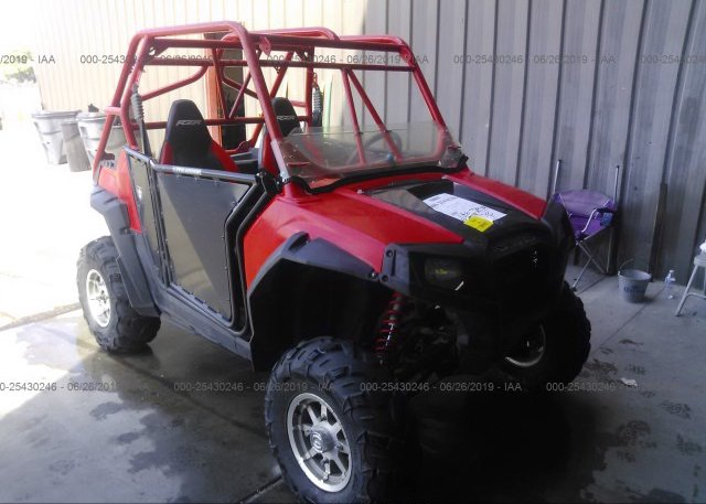Inventory #480915411 2013 Polaris RZR