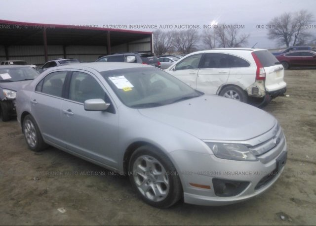 Inventory #750476824 2010 FORD FUSION