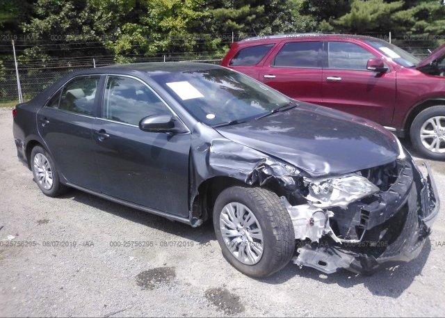 Inventory #711530847 2012 Toyota CAMRY