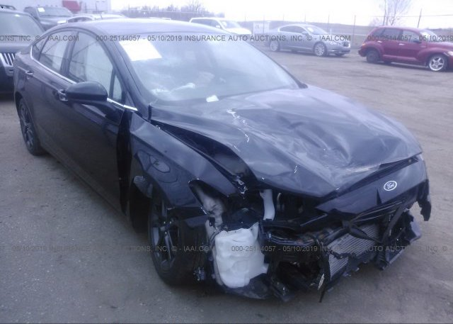 Inventory #404317330 2018 FORD FUSION