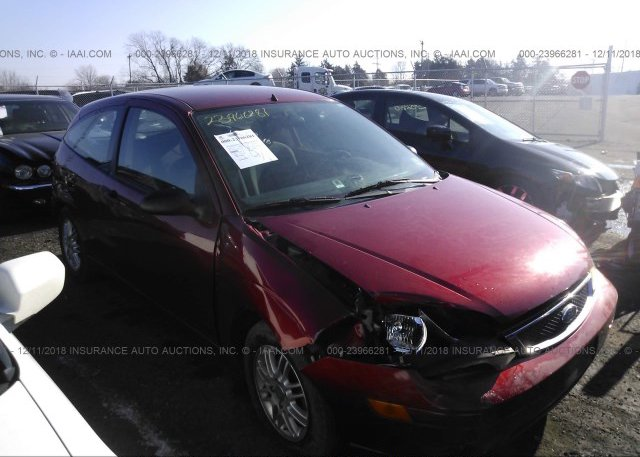 Inventory #598399489 2005 FORD FOCUS