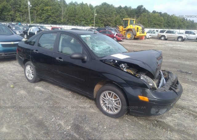 Inventory #729362914 2006 FORD FOCUS