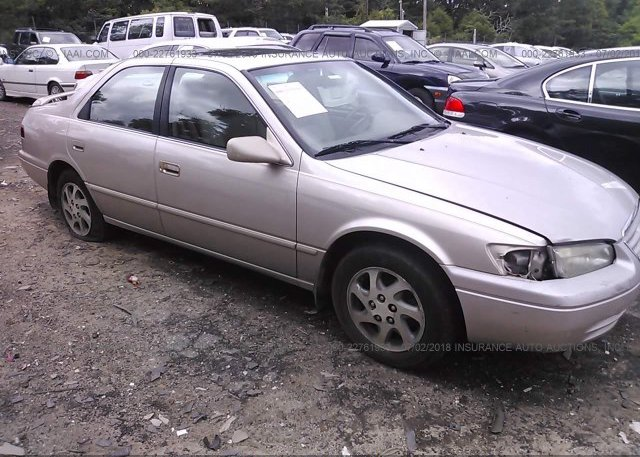 Inventory #301126070 1998 Toyota CAMRY