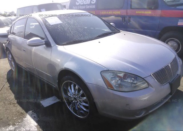 Inventory #213020438 2003 Nissan ALTIMA