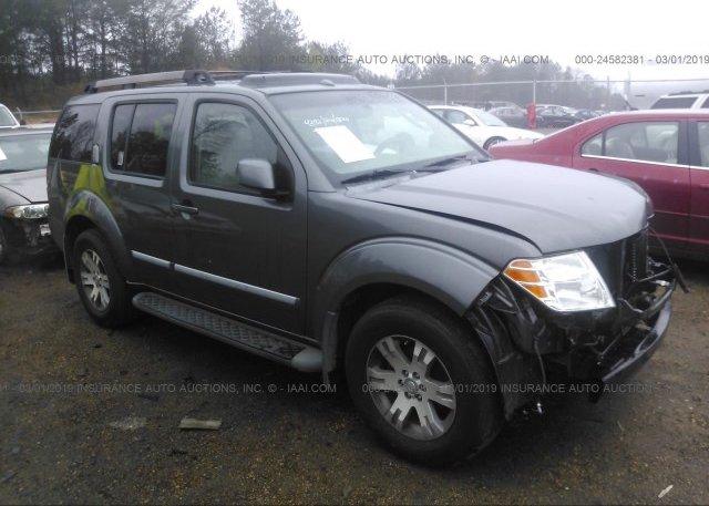 Inventory #566781517 2008 Nissan PATHFINDER