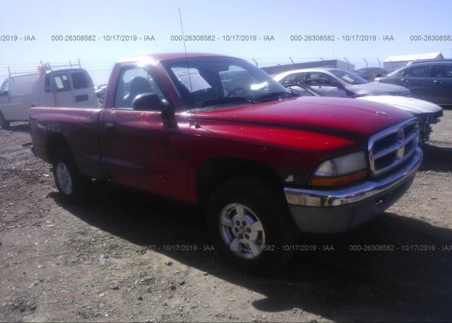 Inventory #494491823 2001 Dodge DAKOTA