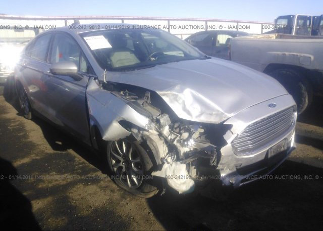 Inventory #210784431 2015 FORD FUSION