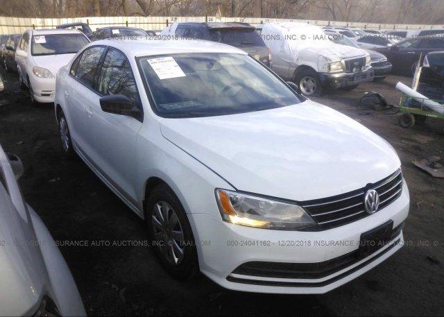 Inventory #395531420 2015 Volkswagen JETTA