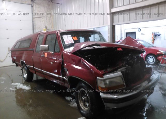 Inventory #377165013 1995 FORD F150