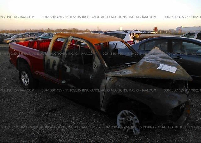 Inventory #785810245 2002 Dodge DAKOTA