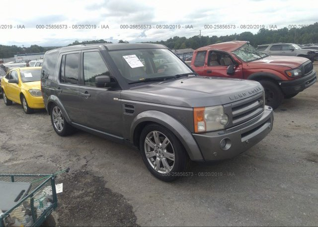 Inventory #112990569 2009 Land Rover LR3
