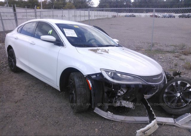 Inventory #915471128 2015 Chrysler 200