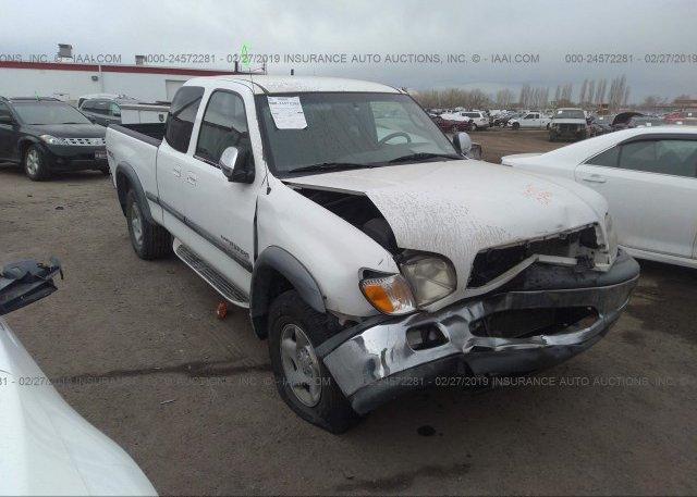 Inventory #111515190 2000 Toyota TUNDRA