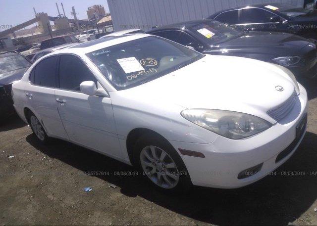 Inventory #547422483 2003 Lexus ES