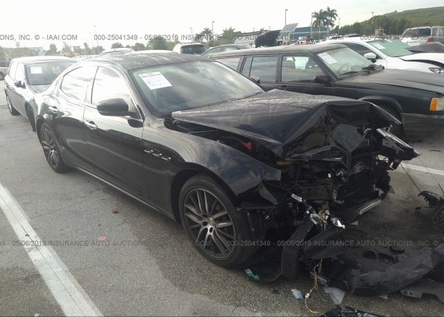 Inventory #654511816 2018 Maserati GHIBLI