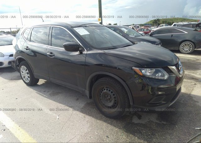 Inventory #253986488 2016 Nissan ROGUE