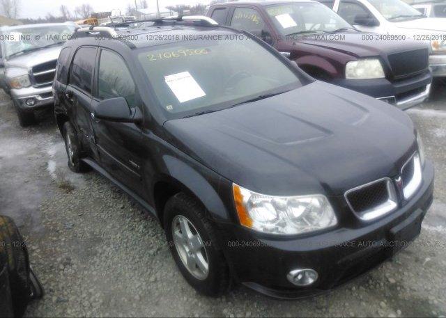 Inventory #764555789 2009 Pontiac TORRENT