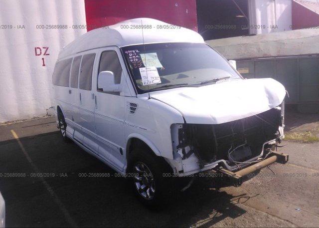 Inventory #219970321 2012 Chevrolet EXPRESS G2500