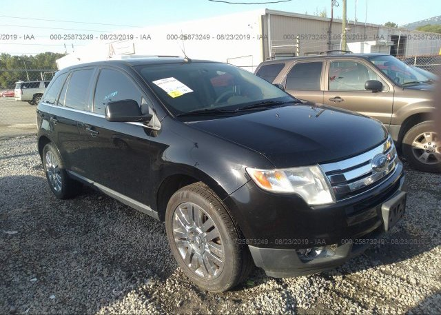 Inventory #851759692 2008 FORD EDGE