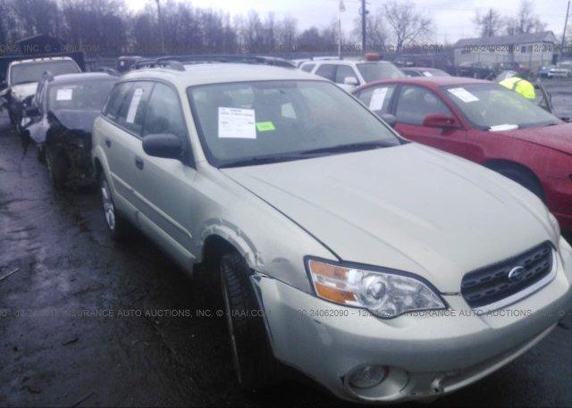 Inventory #902556087 2006 Subaru LEGACY