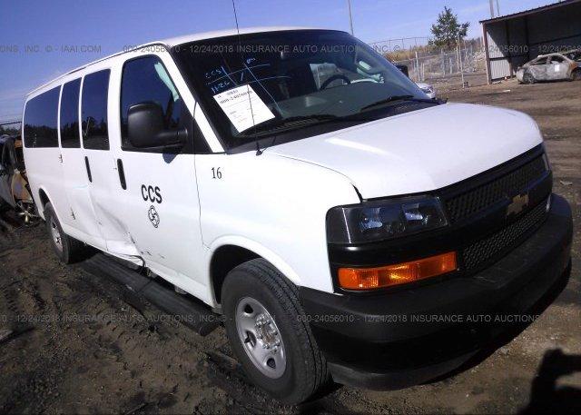 Inventory #204204532 2018 Chevrolet EXPRESS G3500