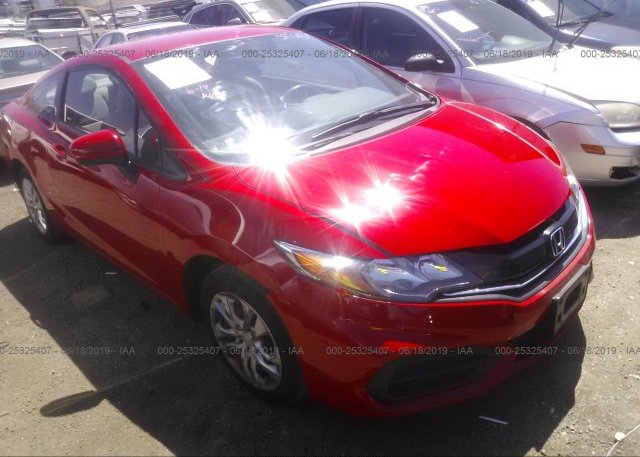 Inventory #865800348 2014 Honda CIVIC