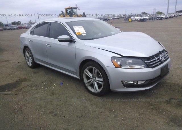 Inventory #624248203 2015 Volkswagen PASSAT