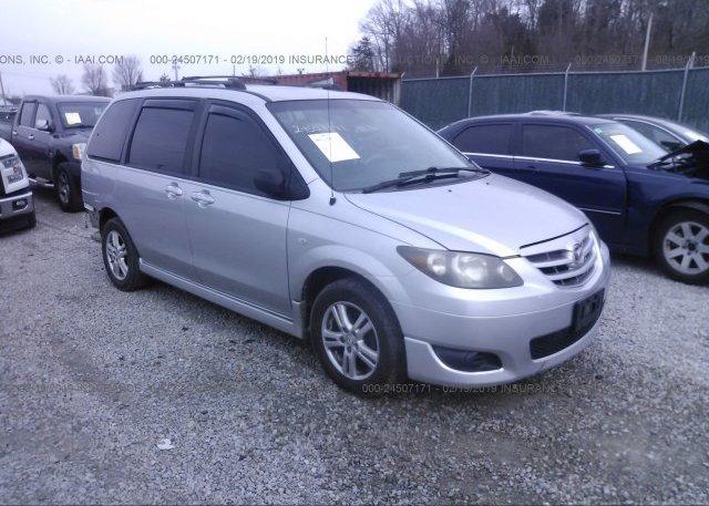 Inventory #566218988 2005 Mazda MPV