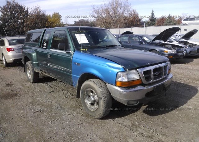 Inventory #529279329 2000 FORD RANGER