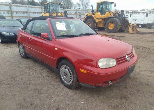 Inventory #423922754 2000 Volkswagen CABRIO