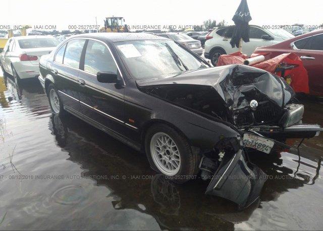 Inventory #683993238 2000 BMW 528