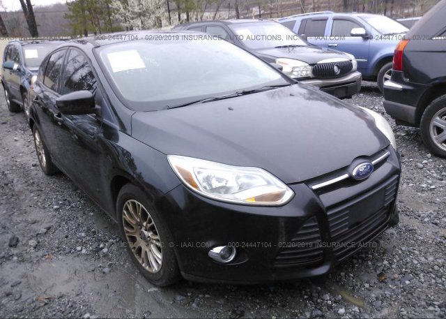Inventory #421571997 2012 FORD FOCUS