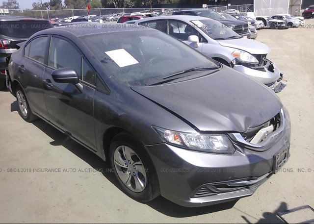 Inventory #878664786 2015 Honda CIVIC