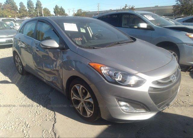 Inventory #759904540 2014 Hyundai ELANTRA GT