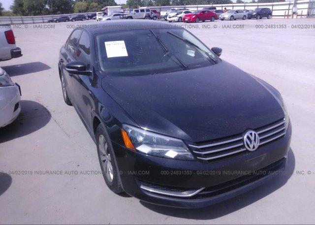 Inventory #762852432 2015 Volkswagen PASSAT