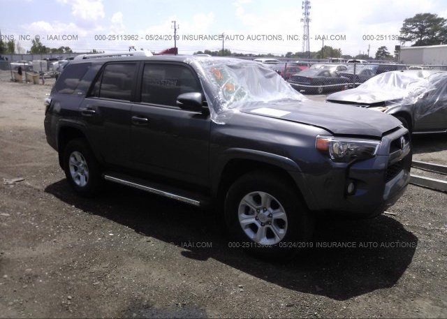 Inventory #603442069 2018 Toyota 4RUNNER