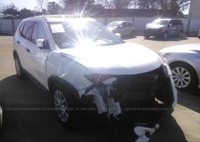 Inventory #517838259 2017 Nissan ROGUE