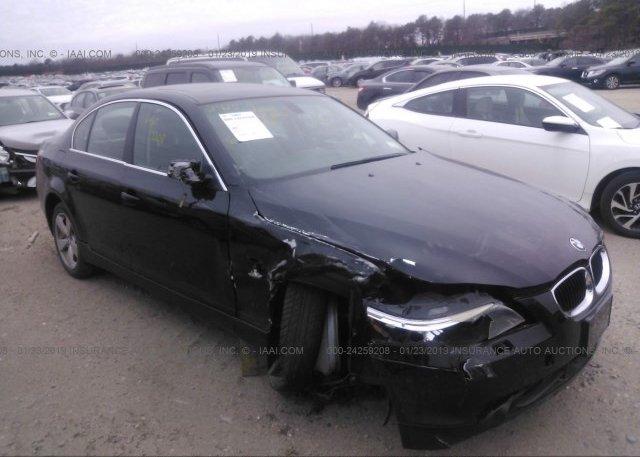 Inventory #680840262 2006 BMW 525