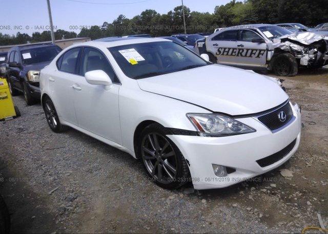 Inventory #245658803 2008 Lexus IS