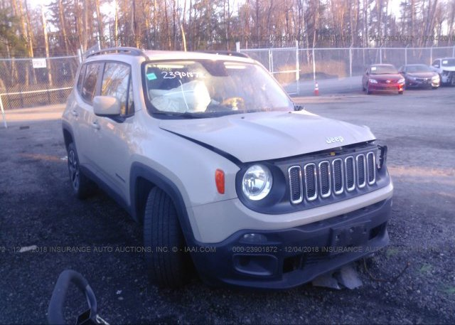 Inventory #190984298 2015 JEEP RENEGADE