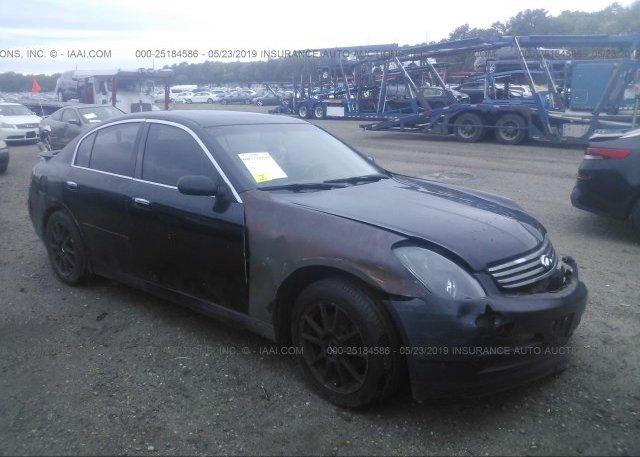 Inventory #380028034 2003 Infiniti G35