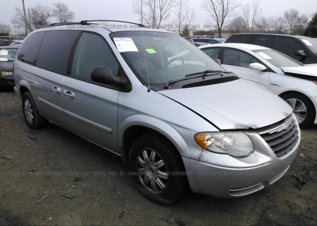 Inventory #486829070 2006 Chrysler TOWN & COUNTRY