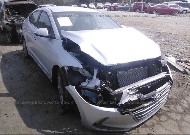 Inventory #868437772 2017 Hyundai ELANTRA