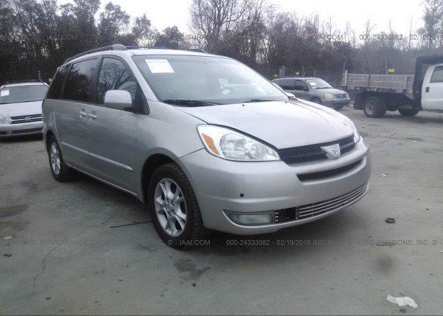 Inventory #439994040 2004 Toyota SIENNA