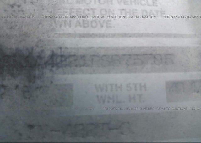 1994 STOUGHTON TRAILERS INC VAN - 1DW1A4221RS875705